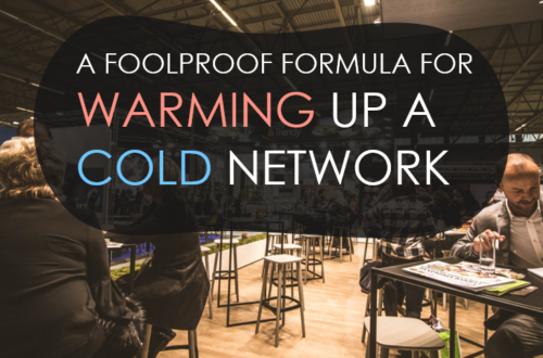 A foolproof formula for warming up a cold network